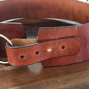 Brave Accessories - Brave Leather wise Belt